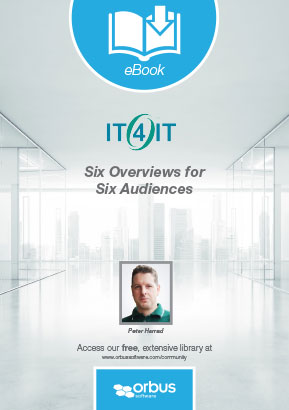 IT4IT Six Overviews for Six Audiences
