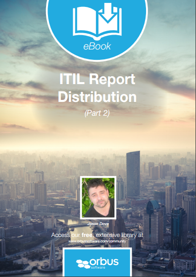 ITIL Report Distribution Pt 2