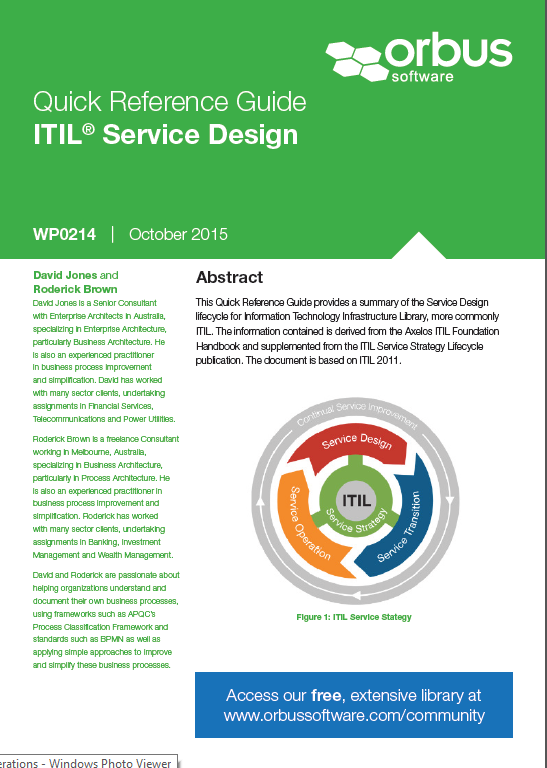 itil foundation handbook pdf download