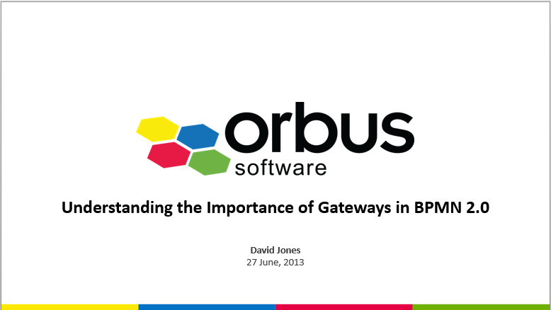 Understanding the Importance of Gateways in BPMN 2.0