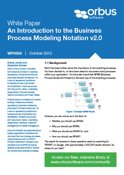 BPMN by Example: An Introduction to the Business Process Modeling Notation v2.0