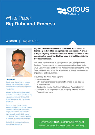 Big Data and Process