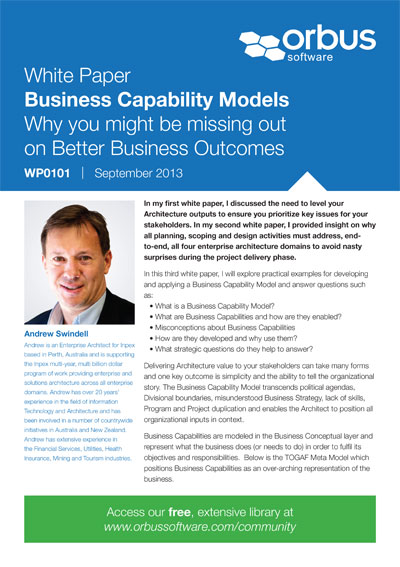 Business Capability Models: Why you might be missing out on Better Business Outcomes
