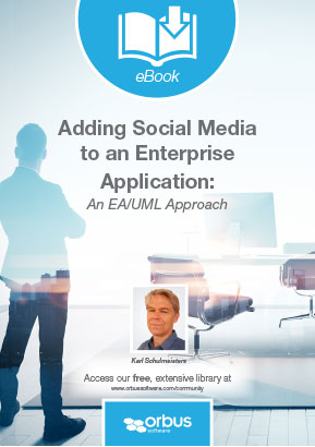 Adding Social Media to an Enterprise Application with UML | Free White Paper | Orbus Software
