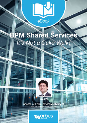 BPM Shared Services - It's Not A Cake Walk!