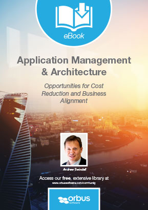 Application Management and Architecture: Opportunities for Cost Reduction and Business Alignment