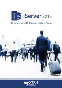 What's New in iServer 2015?