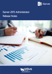 iServer 2015 Administrator Release Notes