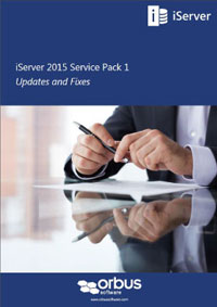 iServer 2015 Service Pack 1 Release Notes