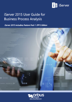 iServer 2015 User Guide for Business Process Analysis (incl FP1 Edition)