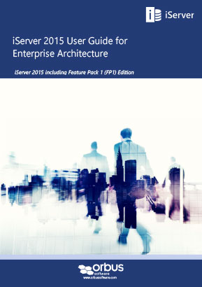 iServer 2015 User Guide for Enterprise Architecture (incl. FP1 Edition)