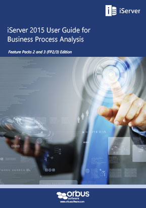 iServer 2015 User Guide for Business Process Analysis (FP2/3 Edition)