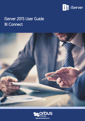 iServer 2015 User Guide: BI Connect