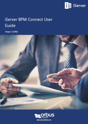 iServer 2015 User Guide: BPM Connect