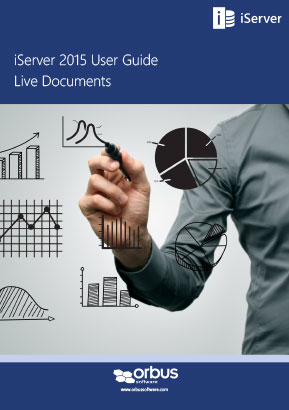 iServer 2015 User Guide: Live Documents