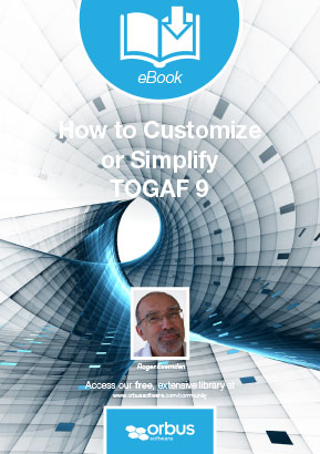 How to Customize or Simplify TOGAF 9