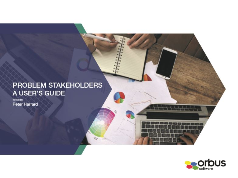 Problem Stakeholders A User's Guide