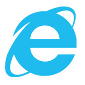Browse in Internet Explorer 10 or above