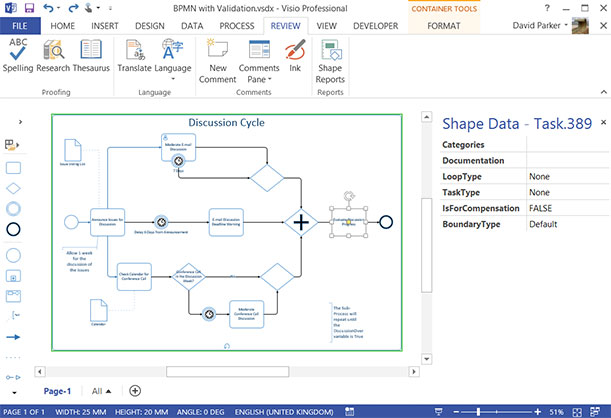bpmn diagram visio 2013 visio bpmn diagram wiring diagram schemes