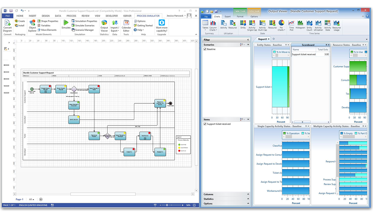 Process Simulation Tools