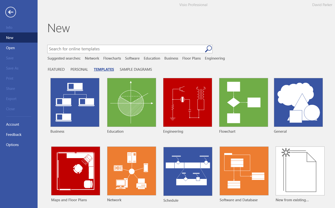Third party templates in visio pro orbus visio blog for Orbus templates